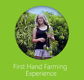First Hand Farming Experience